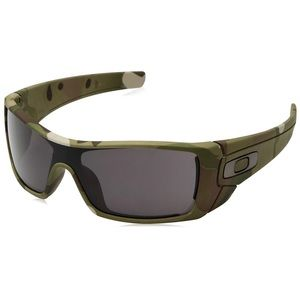Army Green Camouflage Oakley Sunglasses